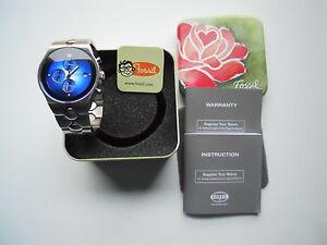 Uhren & Schmuck Armband- & Taschenuhren Motiviert Fossil Chronograph Herren,analog,quarz,batterie & Wasserdicht Kleid Armbanduhr Fabriken Und Minen