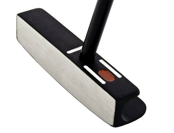 Zurdas ver más FGP Negro  Original Blade contador equilibrado Putter Seemore.  calidad fantástica