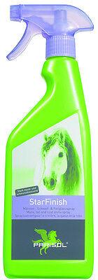 19,80 €/1 Liter; Parisol StarFinish, Fellglanz, Glanzspray, Schweifspray 500 ml