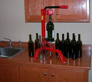 Image Is Loading FLOOR CORKER For HOME WINE MAKING KIT EASILY