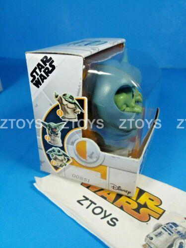 Em mãos Star Wars Bounty Collection # 5 Criança Mandalorianos Cobertor De Bebê Yoda Em