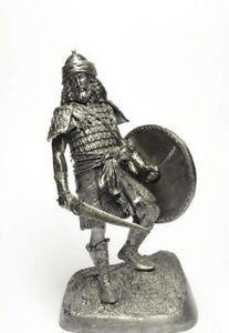 Tin-soldier-figure-King-David-54-mm