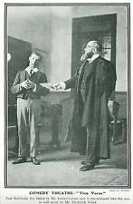 WW1 Mr Frederick Volpe In Comedy Theatre Vice Versa