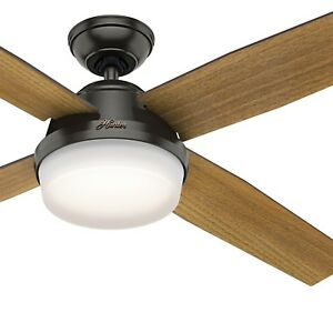 Hunter-Fan-60-inch-Noble-Bronze-Ceiling-Fan-with-LED-Light-amp-Remote-Control