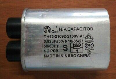 FORNO a Microonde ad Alta Tensione Condensatore 1.00 UF//2100V