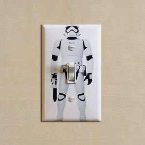 Funny Star Wars Stormtrooper Inappropriate Light Switch Covers