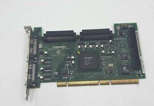 Adaptec 39160 SCSI Card Dual Channel PCI 64BIT Ultra160 SCSI Controller card
