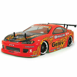 FTX-Banzai-1-10-4WD-Brushed-Drift-RTR-RC-Car-with-Batt-Chgr-amp-2-4ghz-Radio