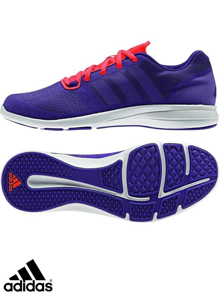 Adidas Woven Bliss Womens Trainers purple UK 4.5 BRAND NEW