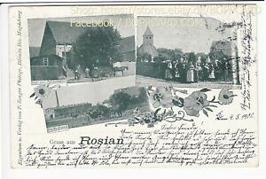 KREIS-JERICHOWER-LAND-GRUSS-AUS-ROSIAN-RESTAURATION-u-POST-MOCKERN-1900
