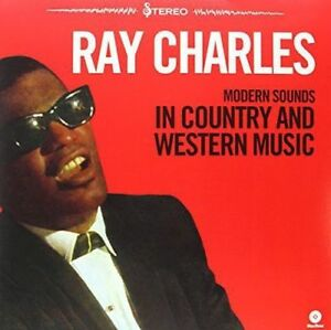 Ray-Charles-Modern-Sounds-in-Country-amp-Western-Music-1-New-Vinyl-Bonus-Track
