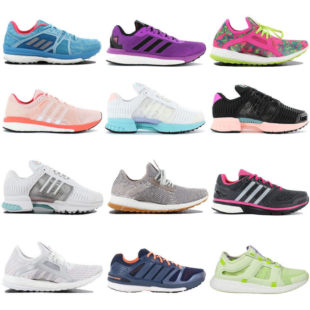 adidas Damen Laufschuhe Running Jogging Fitness Trainings Schuhe Boost Climacool