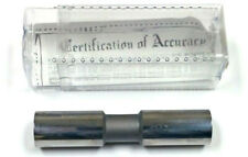06243 Deltronic Class X Plug Gage With Certificate Of Accuracy