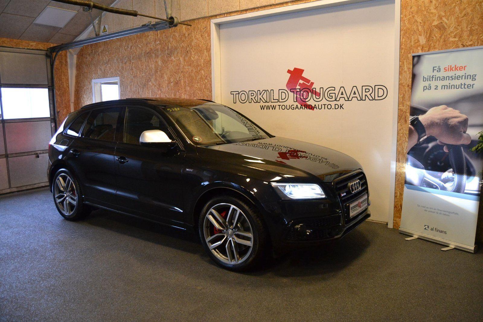 Audi SQ5 3,0 TDi 326 quattro Tiptr. 5d - 729.800 kr.