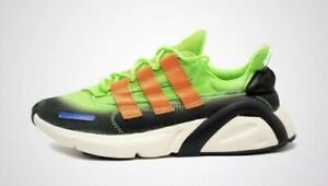 Mens Adidas LxCon Solar Green/Core