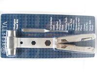 Beretta Stainless Multi-tool Knife Hammer Driver For Shotgun Maintenance & Care