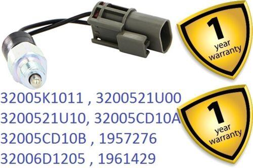 Reverse Light Switch for Nissan 100NX 300 ZX 1984-95 32005CD10A B 32006D1205