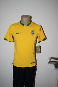 NIKE-Brasilien-Trikot-HOME-Saison-2006-KIDS-164