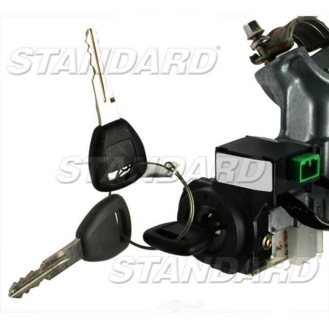 Ignition Lock And Cylinder Switch For 2000-2001 Acura