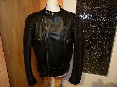 Symbol Der Marke Harro Motorradjacke Rennweste Motorrad-lederjacke Bikerjacke Gr. 110 Xxxl
