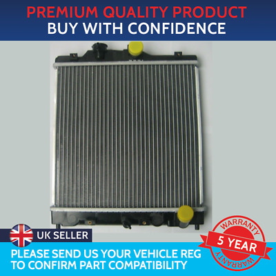 HONDA CIVIC CRX 1.3 1.4 1.5 1.6 1.8 RADIATOR NEW