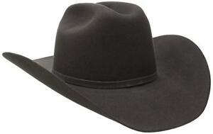d88c2243c72 Image is loading Bailey-Western-Men-039-s-Lightning-Cowboy-Hat-