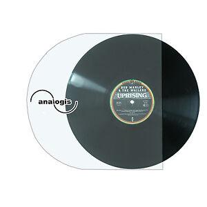 10-Stueck-Profesionelle-Schallplatten-Innenhuellen-hochwertigste-HDPE-Folie-NEU