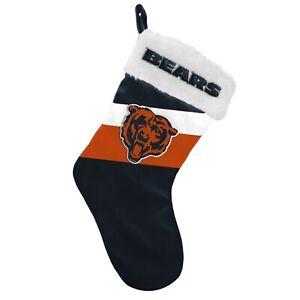 Chicago Bears NFL Basic Christmas Stocking FREE SHIP | eBay