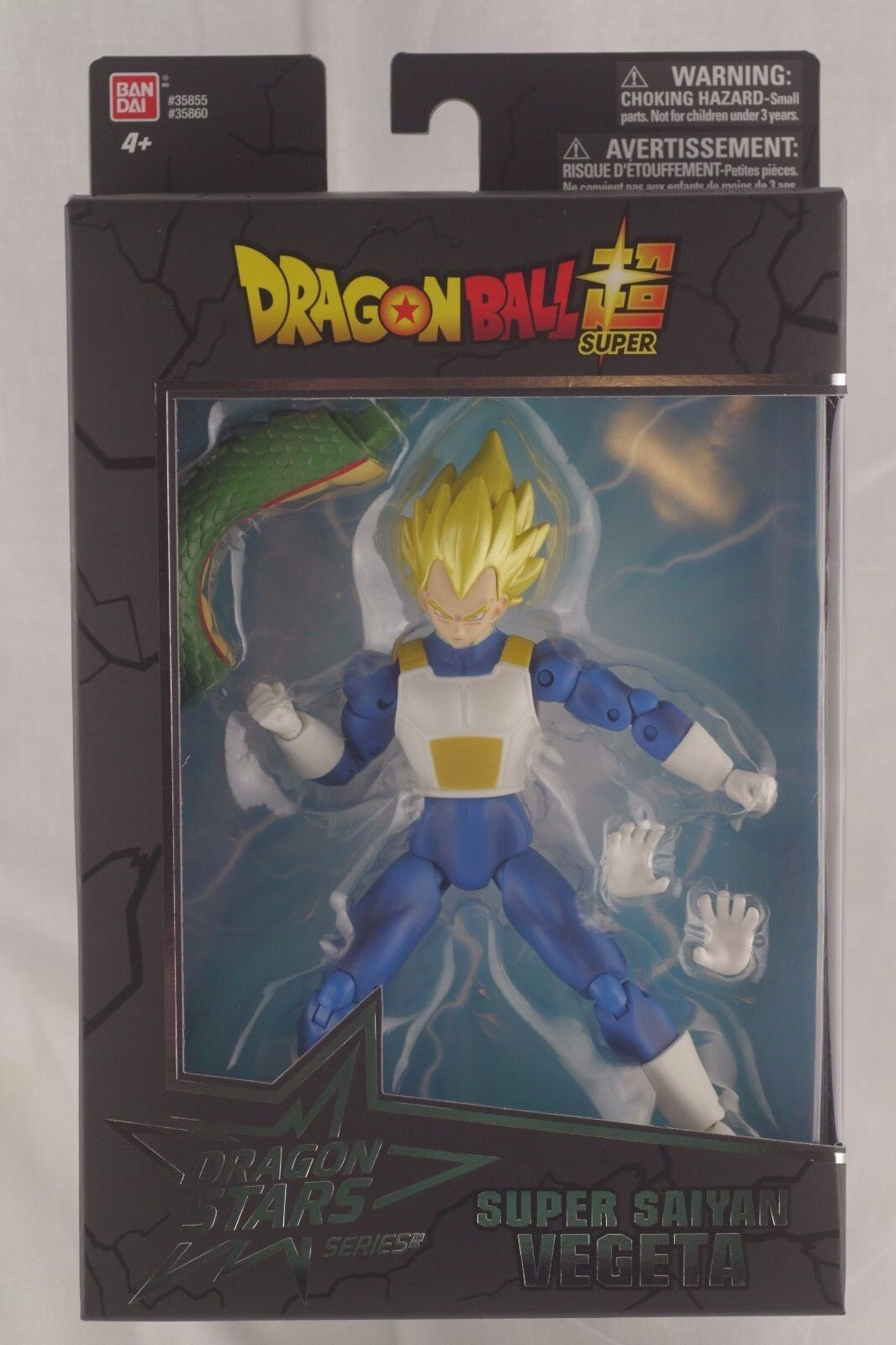 SUPER SAIYAN VEGETA Dragon Ball Super Dragon Stars Series Series Series 2 Shenron BAF 13ba36