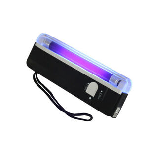 2 in 1 Bill Detector with UV Light for Money Banknote Bill