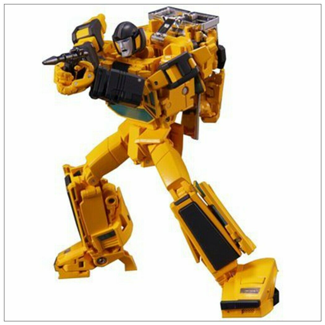 Nuevo juguete de Transformers TAKARA Masterpiece MP-39 Sunstreaker Repintado