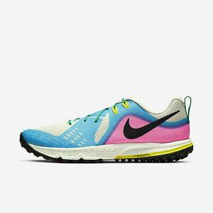 Nike-Air-Zoom-Wildhorse-5-Light-Orewood-Brown-Black-Blue-AQ2222-100-Men-039-s-NEW