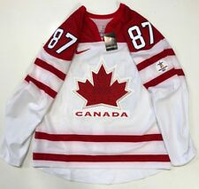 item 4 SIDNEY CROSBY 2010 TEAM CANADA GOLD AUTHENTIC NIKE JERSEY 54  PITTSBURGH PENGUINS -SIDNEY CROSBY 2010 TEAM CANADA GOLD AUTHENTIC NIKE  JERSEY 54 ... 44954e7df