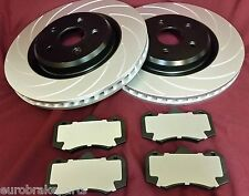 HSV VE R8 CLUBSPORT GTS MALOO FRONT DISC ROTORS & PADS 365mm WARRANTY