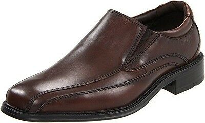 Dockers Men/'s Calamar Oxford Slip On Loafers Brown//Black #90-32785 187S bk NEW
