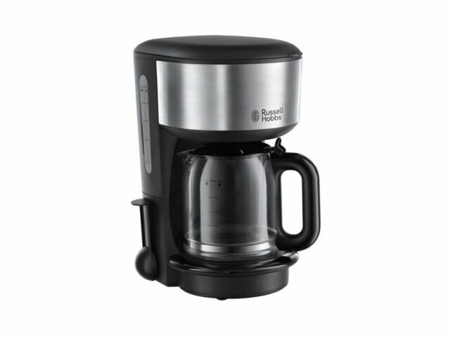 Russell Hobbs Kaffeemaschine Oxford Filter Kaffeemaschine Schnellheizsystem
