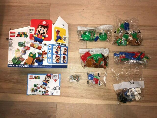 LEGO Super Mario Adventures Mario Starter Course 71360 * NO FIGURES!