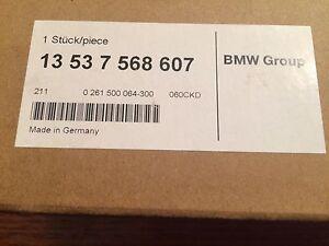 New Genuine Bmw N55 Fuel Injector 135 335 535 X3 X5 X6
