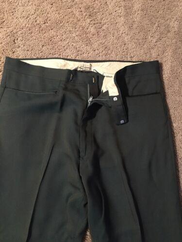 Mens 1950s Rockabilly Sharkskin Pants