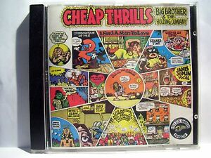 Big Brother & the Holding Company Cheap Thrills Sony Music 1968 BIG RAR !!!!!! - Wroclaw, Polska - Big Brother & the Holding Company Cheap Thrills Sony Music 1968 BIG RAR !!!!!! - Wroclaw, Polska