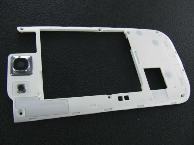 OEM Samsung Galaxy S3 BOOST MOBILE L710 Center Chassis Housing Camera Flash Lens