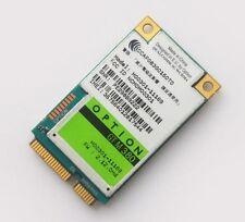 Option GTM380 Mini PCI-E 3G WWAN Wifi Wireless Card HSUPA HSDPA 7.2M