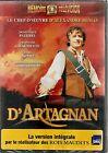 """""""D'Artagnan"""" - Double DVD Dominique Paturel NEUF SOUS BLISTER"""