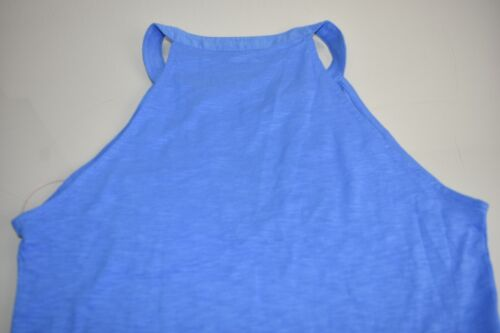 New Lilly Pulitzer ARYA TANK Soft Knit TOP Bay Blue XS