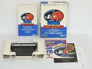 SONIC-and-KNUCKLES-Ref-1591-Mega-Drive-Sega-Japan-md