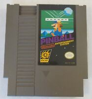 Nintendo Entertainment System (NES) Video Game - Pinball