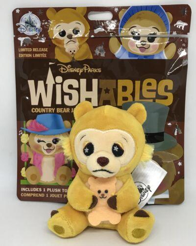 Disney Parks Country Bear Jamboree Baby Oscar Micro Wishables Plush New