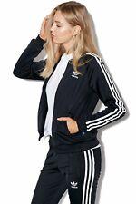 XS adidas Originals Women's Superstar Slim Fit Track Pants US 2 Last1