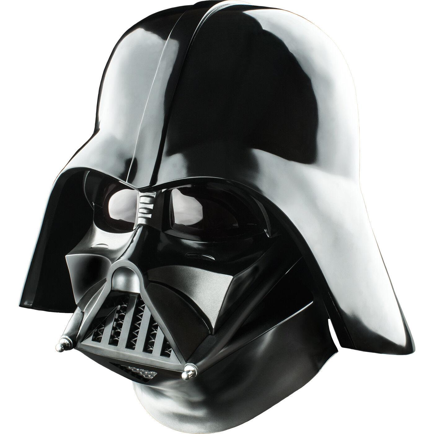 minoristas en línea Estrella Wars  episodio IV IV IV A New Hope-Darth Vader Réplica Casco  gran descuento