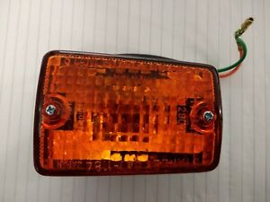 Honda-NH80-Left-Hand-Side-LHS-Rear-Indicator-1992-1994-NOS-33650-GC8-614